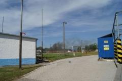 Ćwiczenia strażaków w Magazynie i Rozlewni Gazu w Rakowicach Małych  03