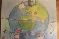 Światowy Dzień Ziemi w ZS Lubomierz 4