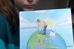 Światowy Dzień Ziemi w ZS Lubomierz 5