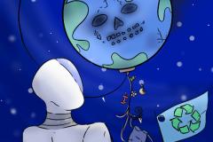 Światowy Dzień Ziemi w ZS Lubomierz 6