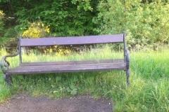 Radni wykosili trawę Świeradów Zdrój 06