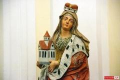 Święta Jadwiga Śląska z kościoła w Lubomierzu