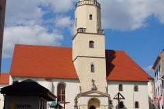 Kościół św. Jadwigi w Gryfowie Śląskim