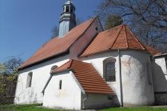 Kościół pw św Jadwigi w Łupkach