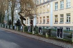 Teatry ulicze - wystawa w ZSOiZ 2