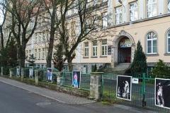 Teatry ulicze - wystawa w ZSOiZ 3