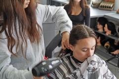 Technik fryzjerstwa w szkole w Rakowicach Wielkich 2