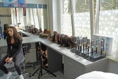 Technik fryzjerstwa w szkole w Rakowicach Wielkich 5