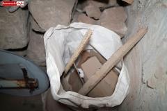 Lwówek Śląski - trumana w ratuszu 14