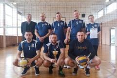 Turniej siatkarski służb mundurowych 2019 08