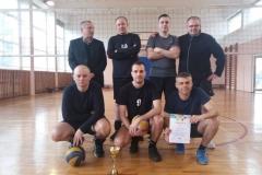 Turniej siatkarski służb mundurowych 2019 12
