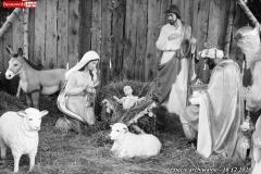 Lwówek Śląski ukradli Jezusa z szopki betlejemskiej 4