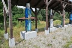 Ule figuralne w Dworku koło Lwówka Śląskiego  (9)