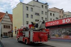 Lwowek-Slaski-ulica-Mickiewicza-straz-pozarna-1