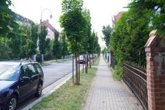 Ulica Partyzantów w Lwówku Śląskim 2