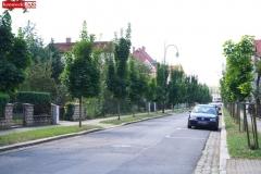 Ulica Partyzantów w Lwówku Śląskim 3