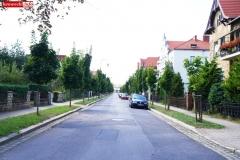 Ulica Partyzantów w Lwówku Śląskim 4