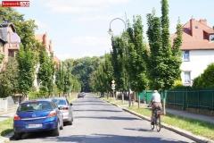 Ulica Partyzantów w Lwówku Śląskim 8