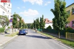 Ulica Partyzantów w Lwówku Śląskim 9
