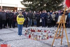 Gryfów Śląski w hołdzie Pawłowi Adamowiczowi  15