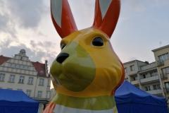 Wielkancne dekoracje w Lwówku Śląskim 3
