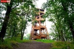 Wieża widokowa Zawodna Gozdno Świerzawa 04