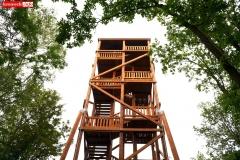 Wieża widokowa Zawodna Gozdno Świerzawa 05