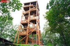 Wieża widokowa Zawodna Gozdno Świerzawa 07