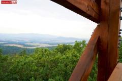 Wieża widokowa Zawodna Gozdno Świerzawa 10