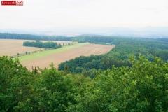 Wieża widokowa Zawodna Gozdno Świerzawa 11