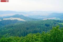 Wieża widokowa Zawodna Gozdno Świerzawa 12