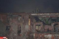 Wleń walcy się budynek Basztowej 10