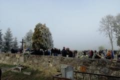 Cmentarz w Dłużcu 2019