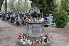 Lwówek Śląski Pomnik nagrobny Jacobine Ouden-Liepner 2
