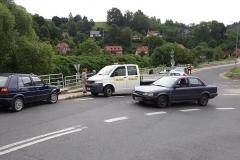 wypadek na moście we Wleniu 1