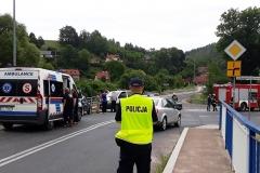 wypadek na moście we Wleniu 3