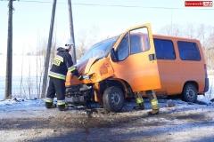 Wypadek Pasiecznik - Wojciechów 20