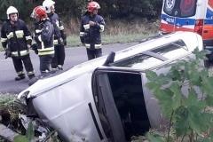 Wypadekskody na Gryfiogórskiej 2