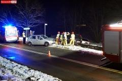 Wypadek w Łupkach koło Wlenia 5