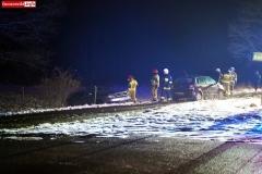 Wypadek w Łupkach koło Wlenia 6