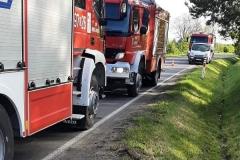 wypadek w Mroczkowicach 3
