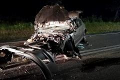 Wypadek w Orłowicach 1