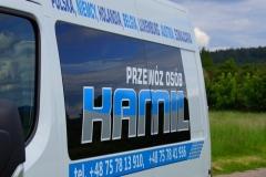 Wypożyczalnia busów 9 osobowych Kamil 12