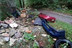 wysypisko śmieci w Kotlinie Mirsk 2