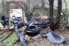 wysypisko śmieci w Kotlinie Mirsk 3
