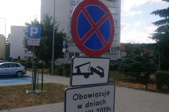 Lwówek Śląski zmiana organizacji ruchu zakaz zatrzymywania 10
