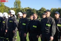 Powiatowe zawody sportowo- pożarnicze 2019 06