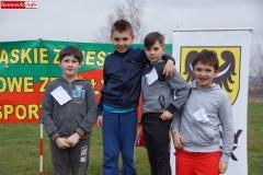 Zawody w biegach przełajowych odbyły się w Rakowicach Wielkich 02