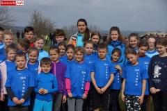 Zawody w biegach przełajowych odbyły się w Rakowicach Wielkich 07