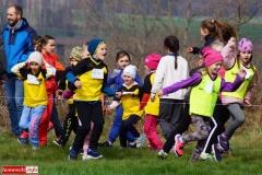 Zawody w biegach przełajowych odbyły się w Rakowicach Wielkich 08
